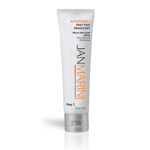 Antioxidant Daily Face Protectant SPF 33 - Tube Non-Tinted