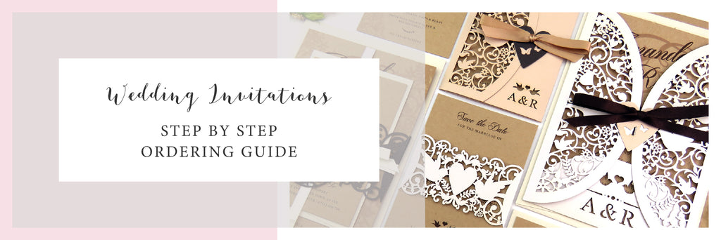 Vintage Love Birds Wedding Invitation Order Guide