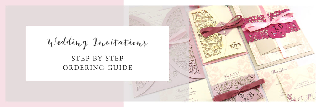 Vintage Roses Wedding Invitation Order Guide