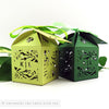 Botanical Personalised Favour Boxes