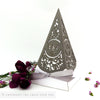 Gothic Skulls Pyramid Personalised Favour Boxes