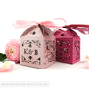 Vintage Roses Personalised Favour Boxes