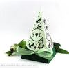 Country Brambles Pyramid Personalised Favour Boxes