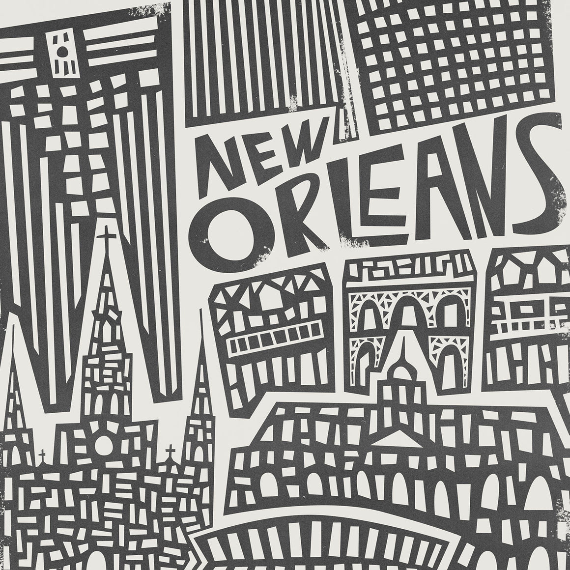New Orleans City Card