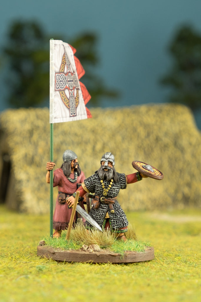 Footsore Miniatures' Irish Warlord