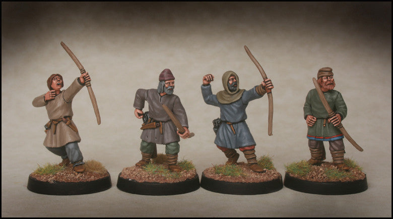 Late Saxon Archers
