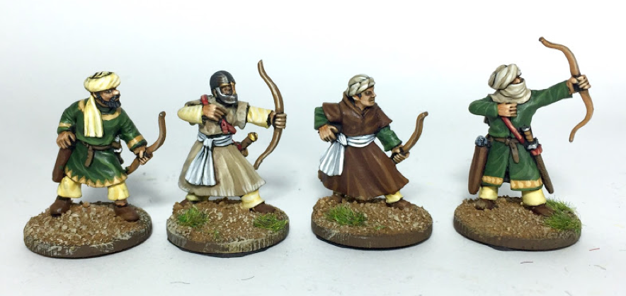 More Arab Archers