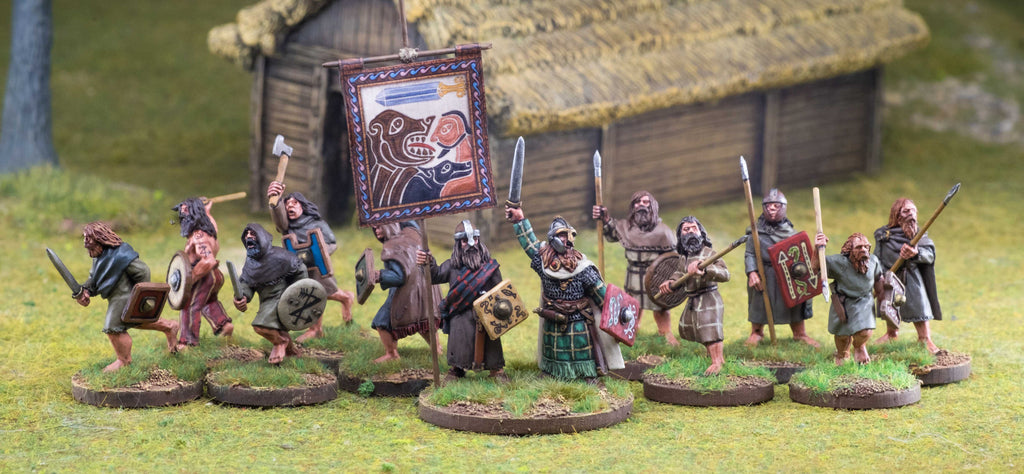 Footsore Miniatures Picts
