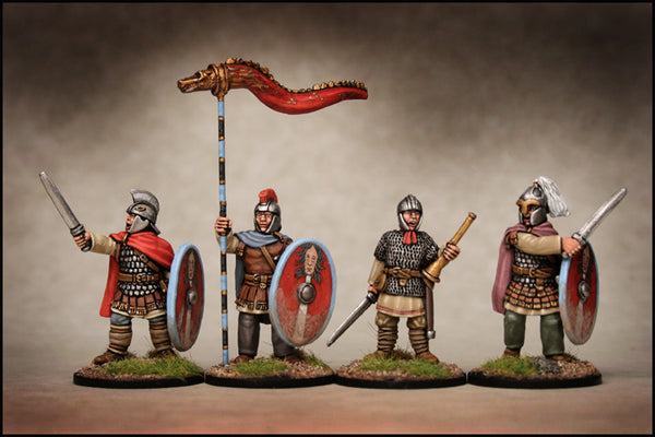 Late Roman Infantry Command