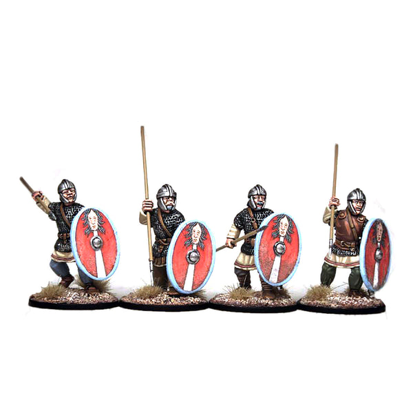 Late Roman Armoured Infantry