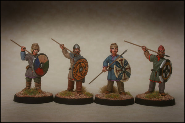 Late Saxon Fyrd Warriors 4