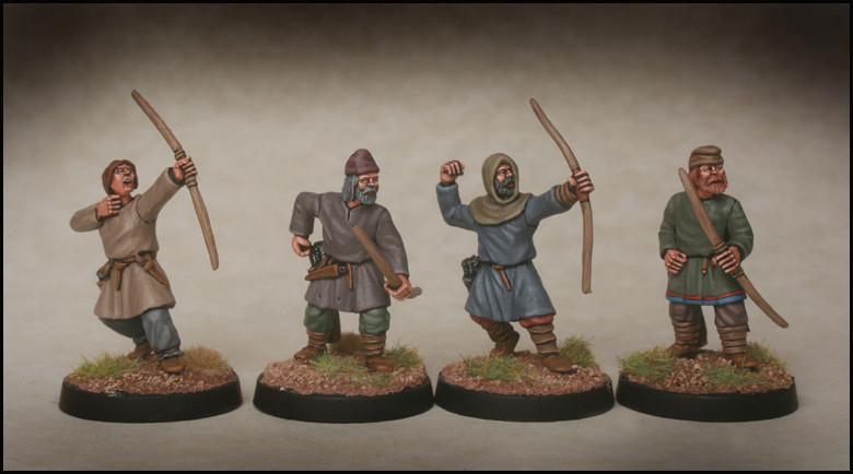 Late Saxon Archers 2