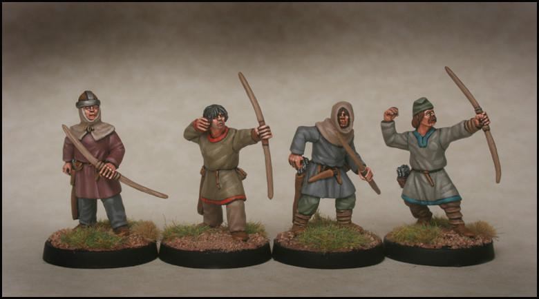 Late Saxon Archers 3