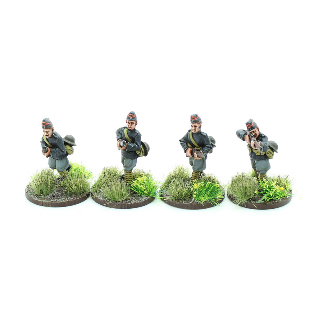 BUF Infantry