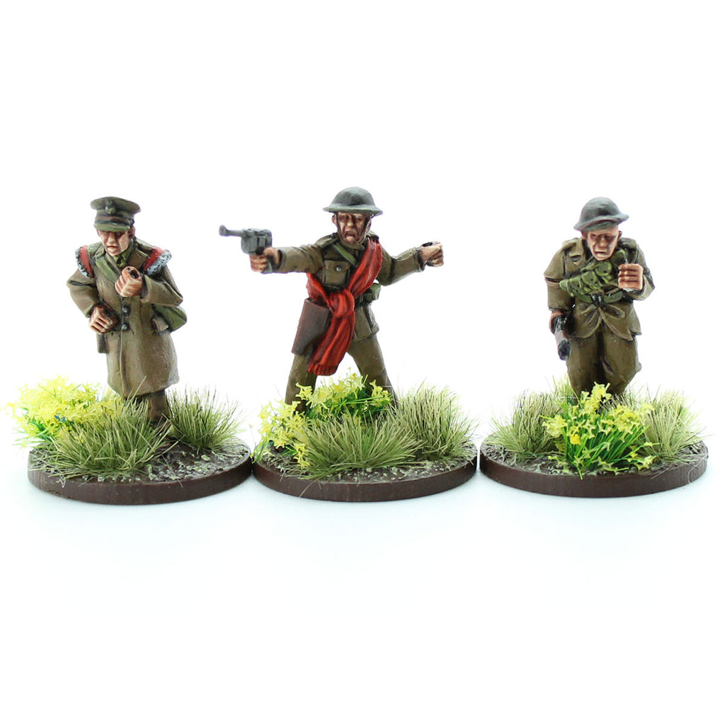 Militia Flag Bearers