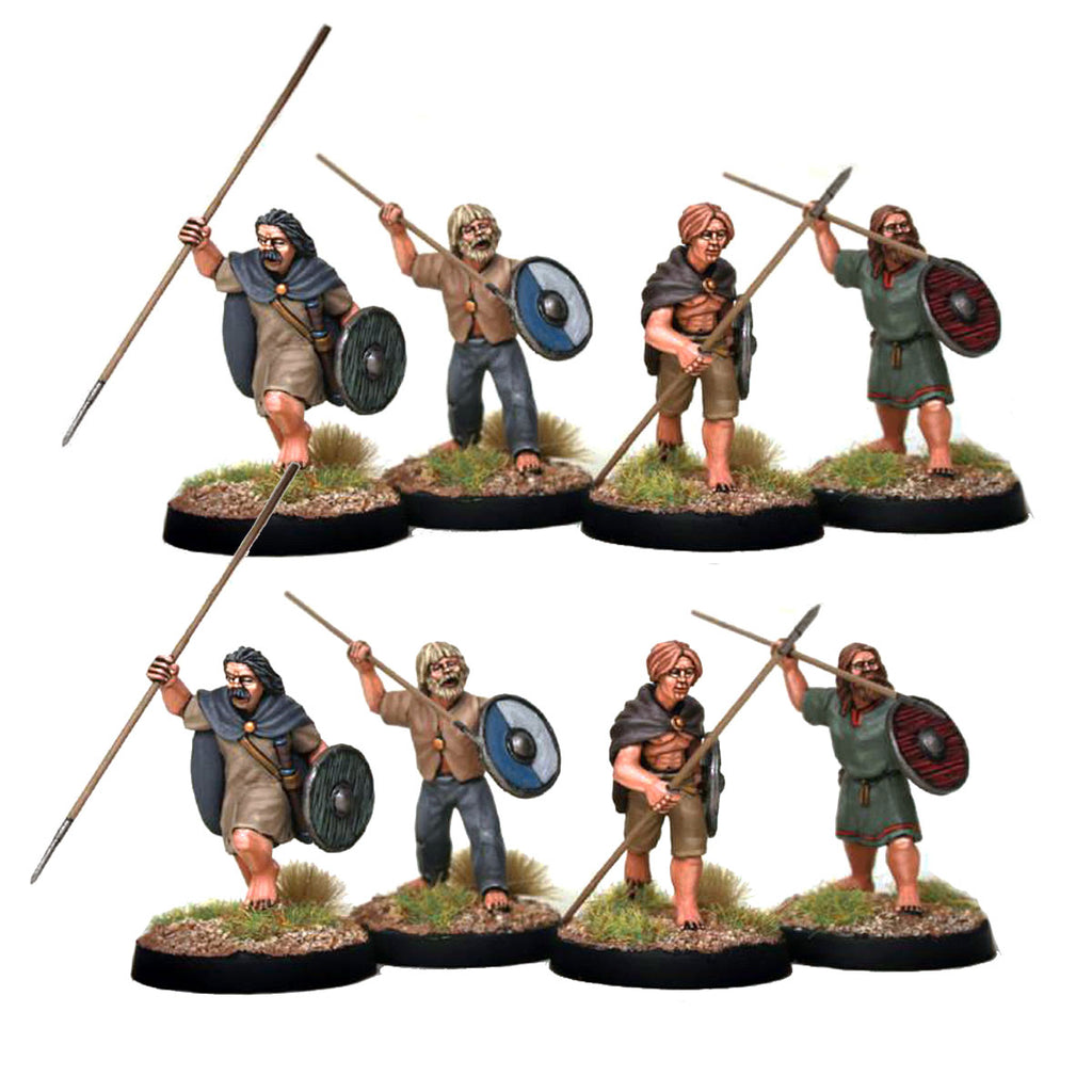Irish Warriors - 1 point