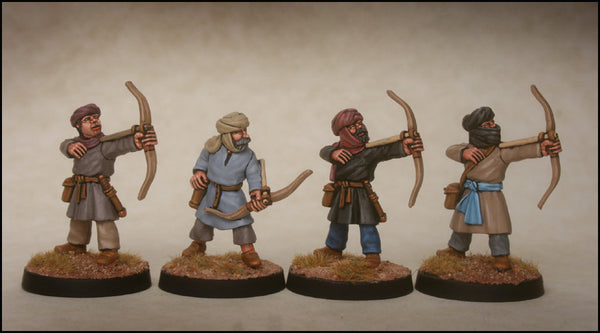 Arab Archers with Solenarion