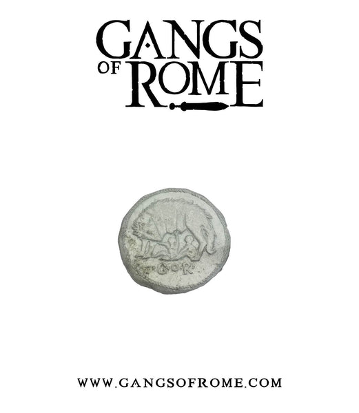 Gangs of Rome Bounty Coin