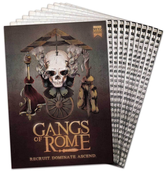 Digital Gangs of Rome Rulebook PDF