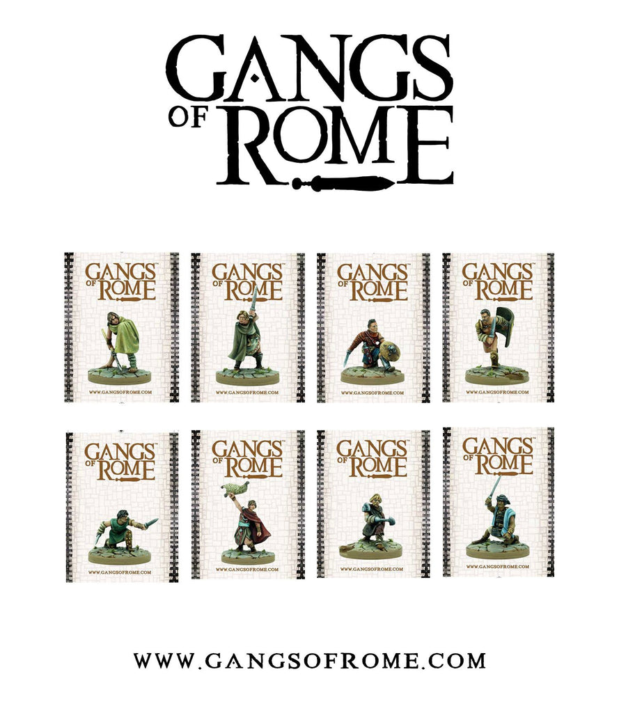 Eight Gang Members Deal - Wave 2