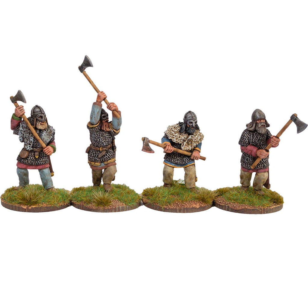 Hirdmen with Dane Axes