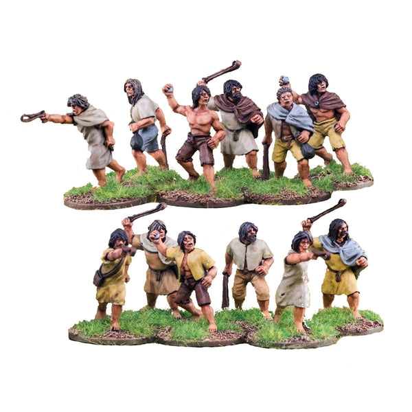 Irish Slingers - 1 point