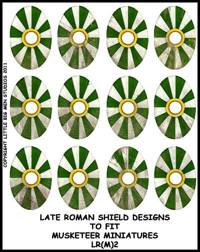Late Roman Shield Transfer LR(FM)2
