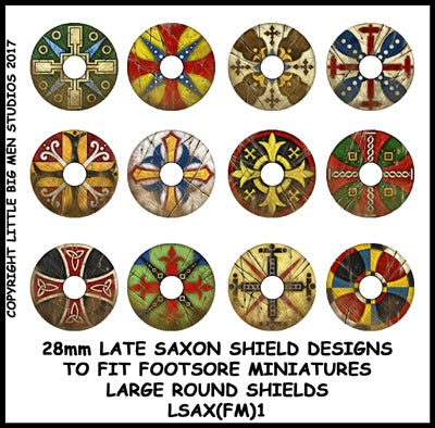 Late Saxon Shield transfers LSAX(FM)1
