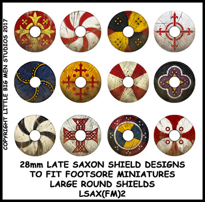 Late Saxon Shield transfers LSAX(FM)2