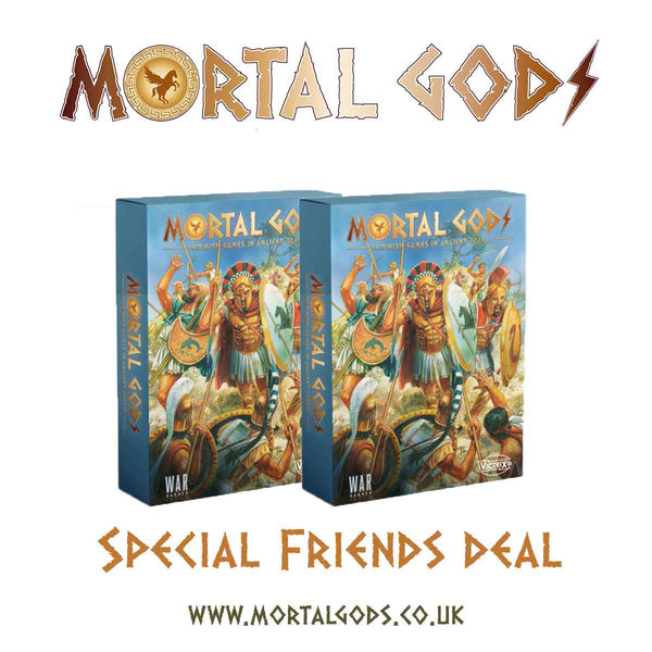 Mortal Gods Friends Deal - 2 Core Box Sets