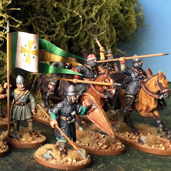 Pick Your Own Norman Warband - 6 Points