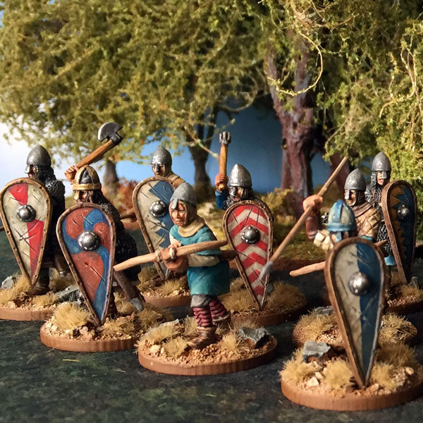 Pick Your Own Norman Warband - 4 Points