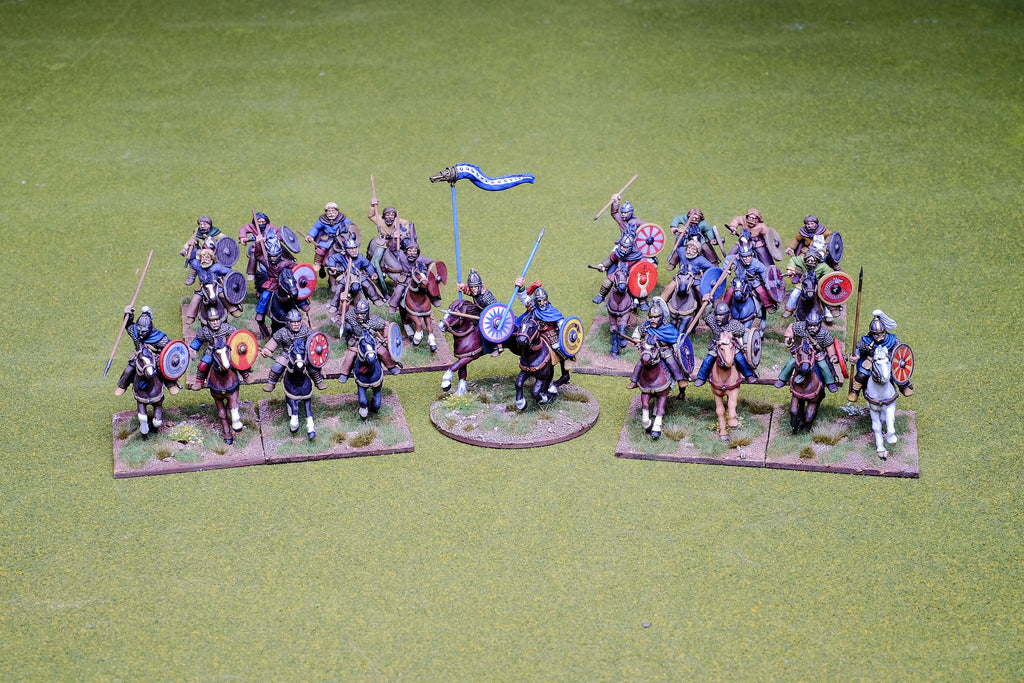 Ostrogoth 4 point Saga warband