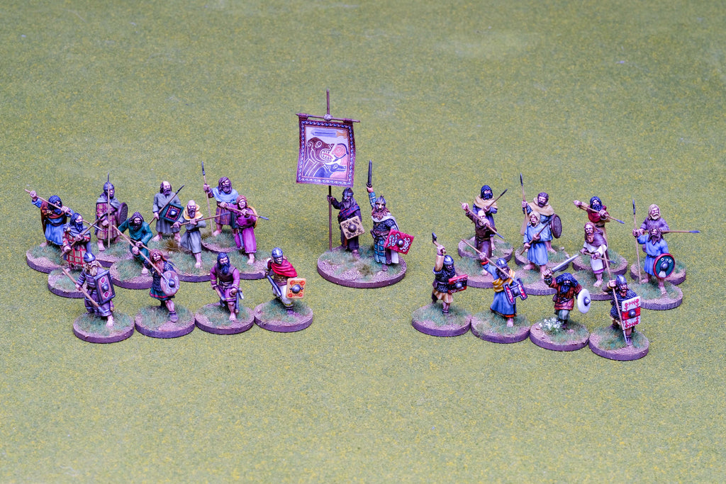 Scots Skirmish Warband for Saga