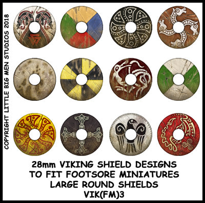 Viking Shield transfers VIK(FM)3