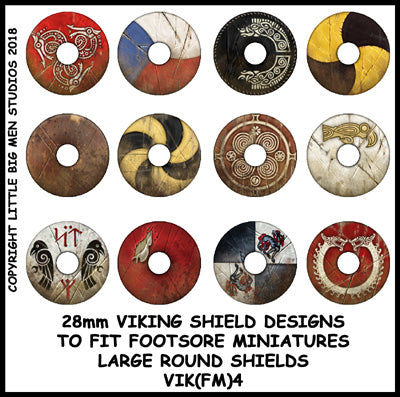 Viking Shield transfers VIK(FM)4