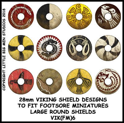 Viking Shield transfers VIK(FM)6