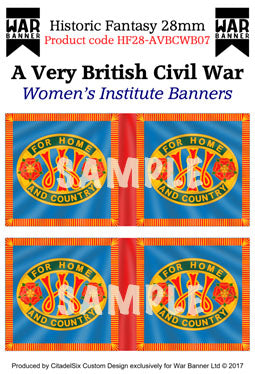 Women's Institute Banners
