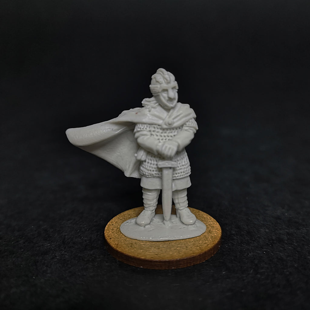 Alfred the Great - Resin