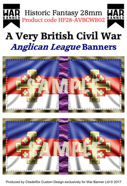 Anglican League Banners