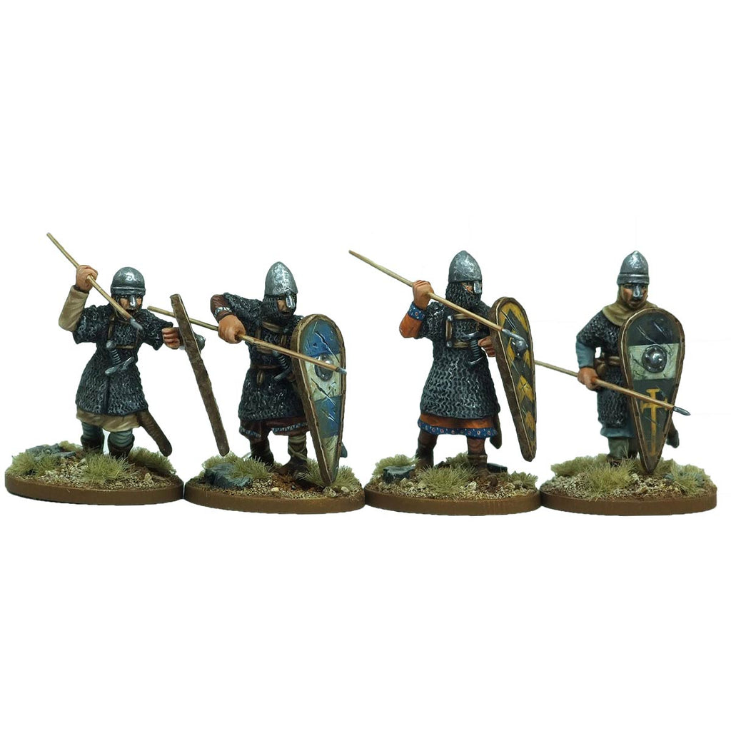 Armoured Norman Infantry 2