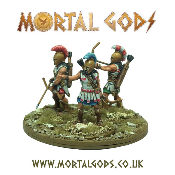 Athenian Marine Archers (resin)