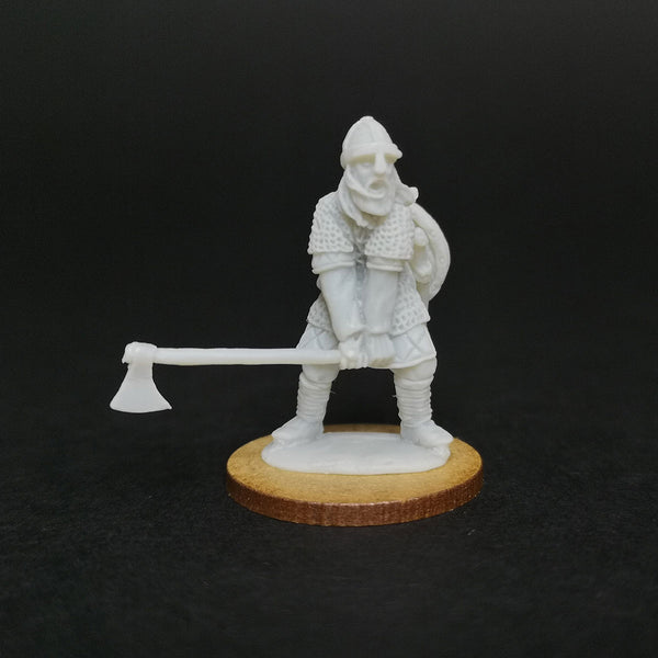 Sigurd of the Bridge (Berserker 3) - Resin