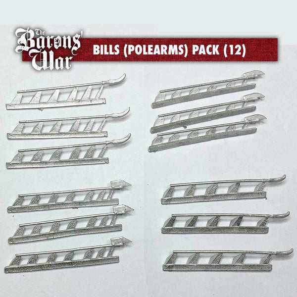 Bills (polearms) pack (12)