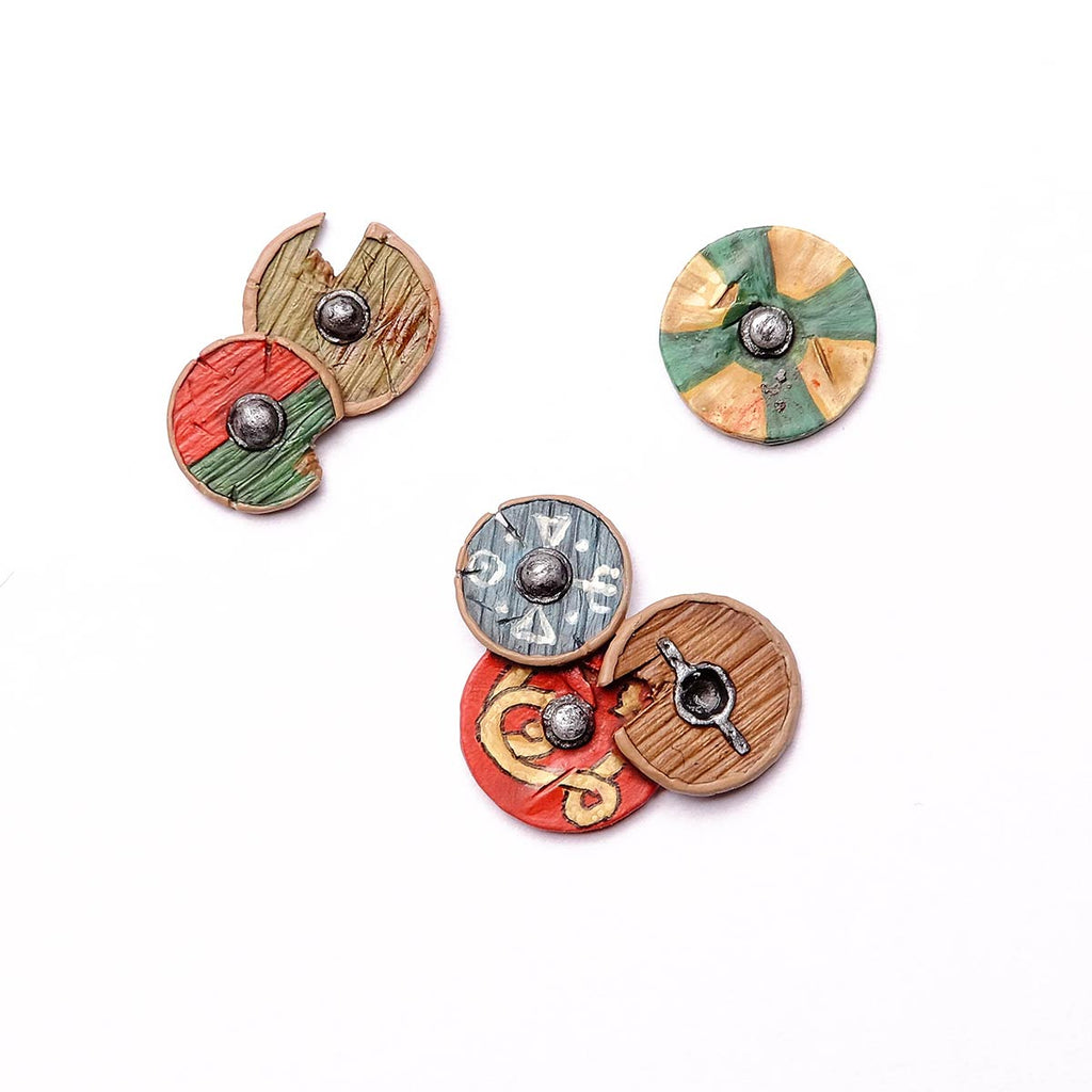 Shield Fatigue or Wound markers
