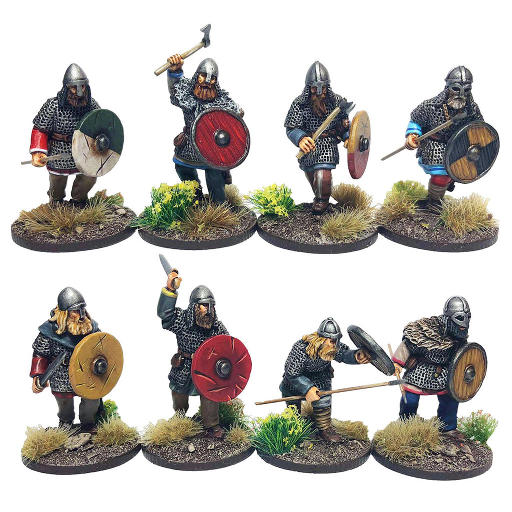 Viking Hirdmen A - 1 point