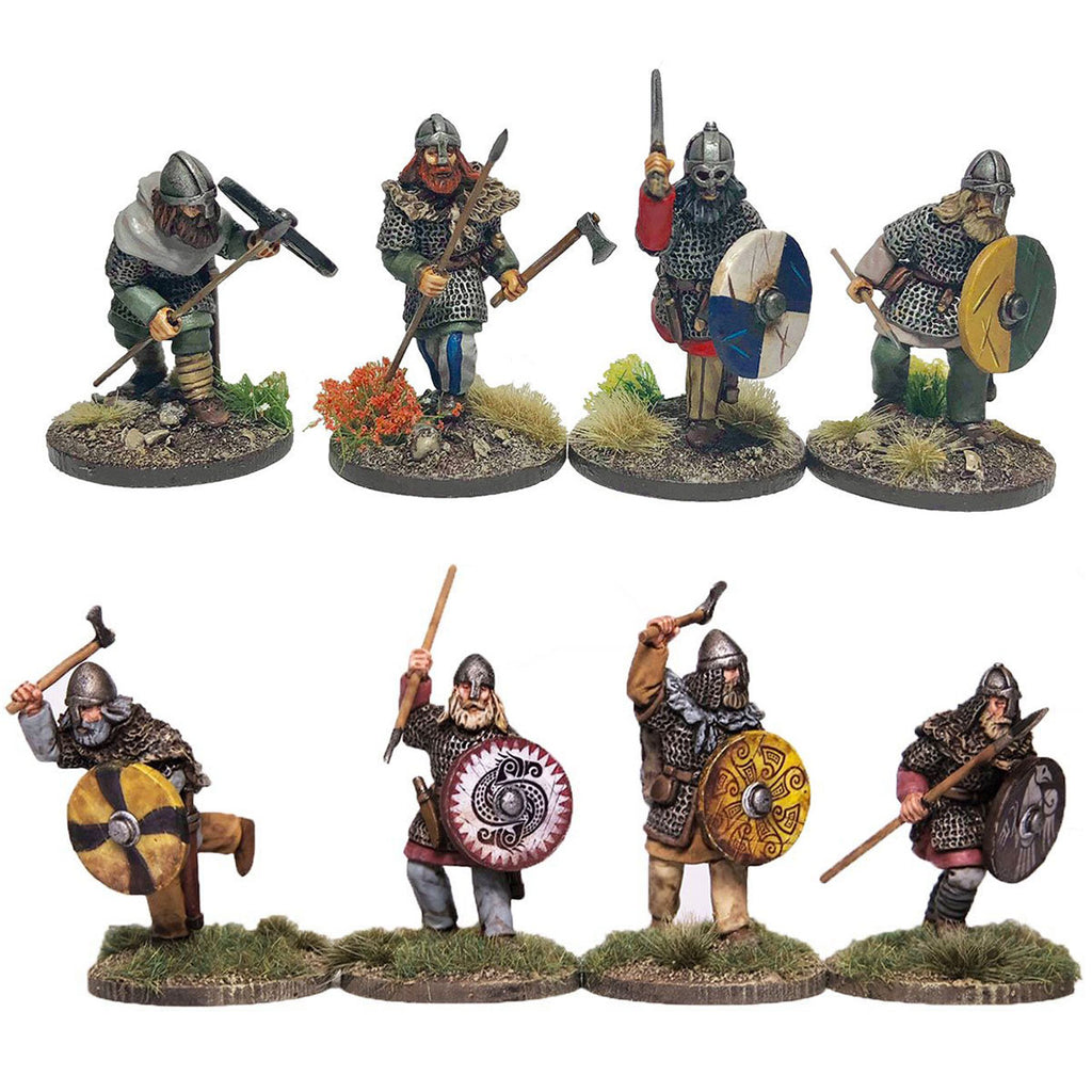 Viking Hirdmen B - 1 point