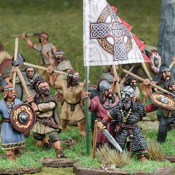 Pick Your Own Irish Warband - 6 Points