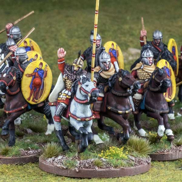 Pick Your Own Late Roman/British Warband - 4 Points