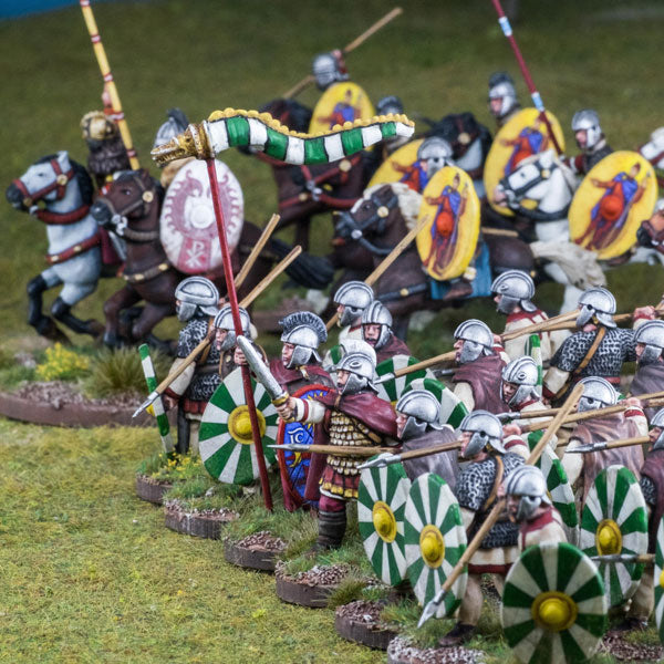 Pick Your Own Late Roman/British Warband - 6 Points